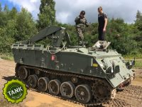Our 434 ARV fitter tank